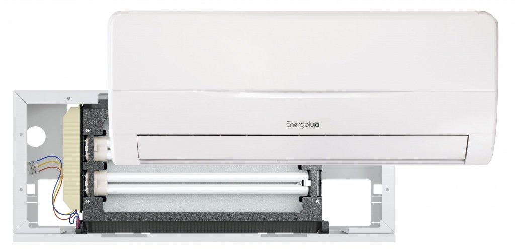 Energolux LAUSANNE SAS07L2-A/SAU07L2-A + обеззараживатель