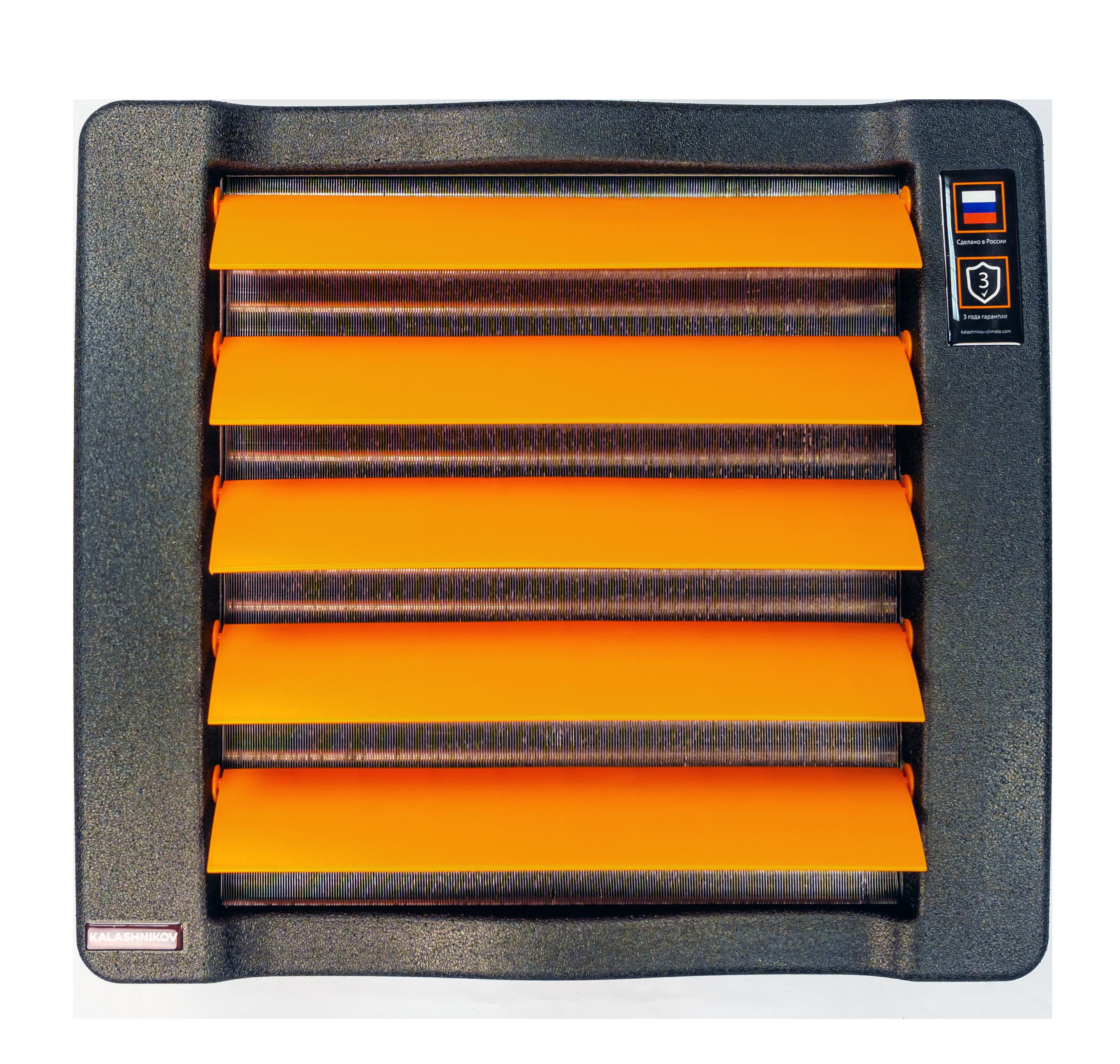 Водяной тепловентилятор KALASHNIKOV KVF-W21-12