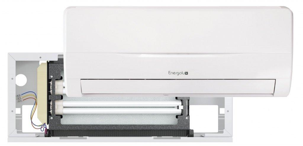 Energolux LAUSANNE SAS12L2-A/SAU12L2-A + обеззараживатель